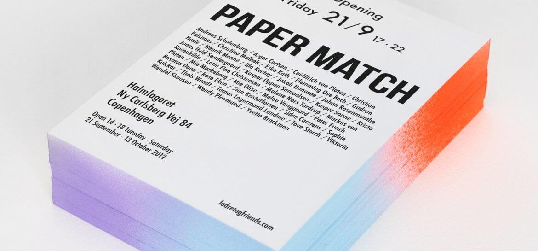Paper Match (2012), Malene Nors Tardrup