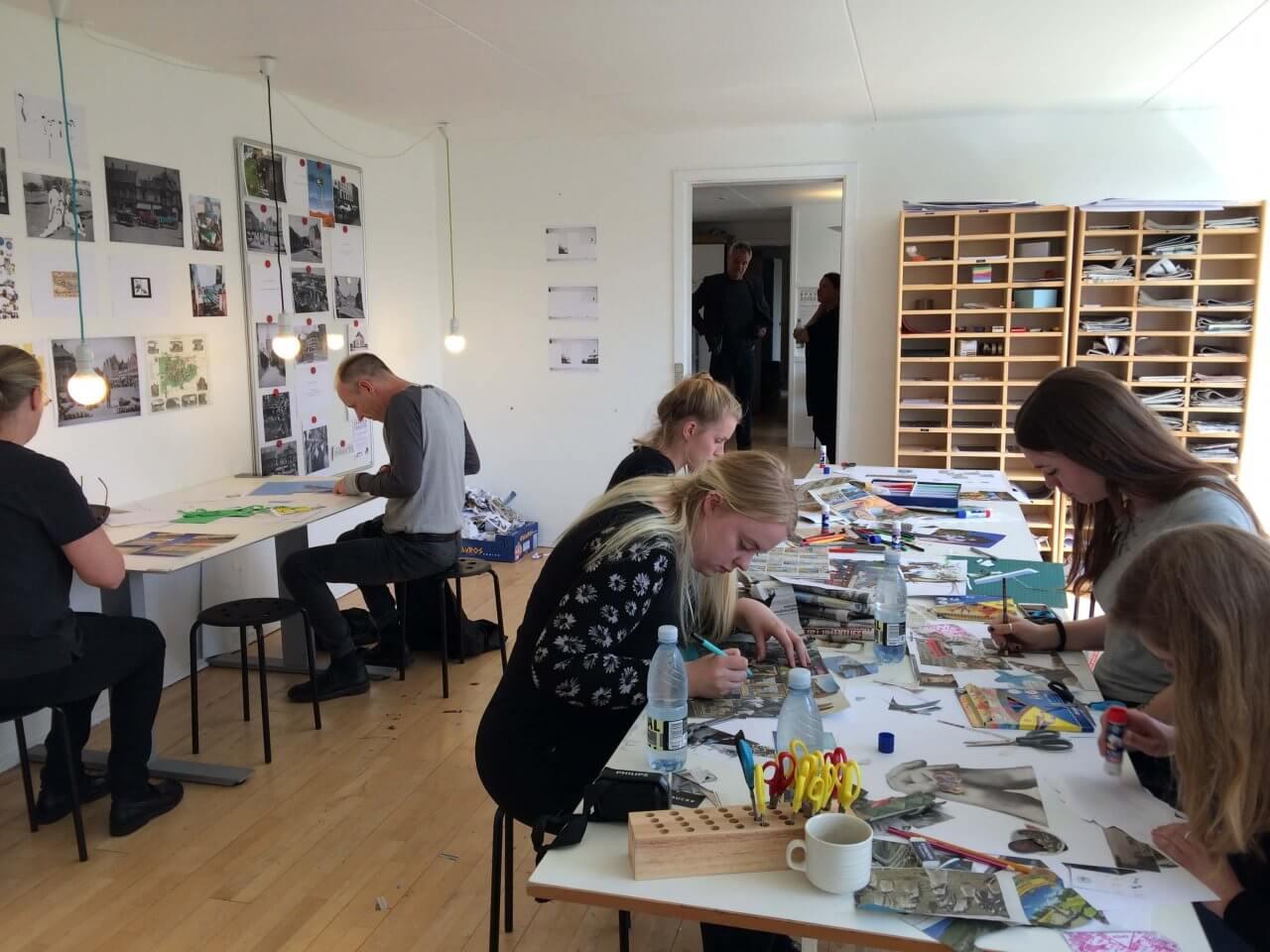 Rewrite History (2016), workshop, Malene Nors Tardrup