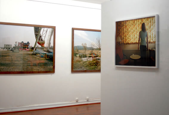 Untitled Journey (2008), Galleri Hornbæk, Malene Nors Tardrup